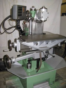 Machine après révision